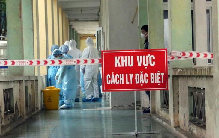 Ghi nhận thêm một ca mắc Covid-19 từ Nga về nước, Việt Nam có 373 ca nhiễm