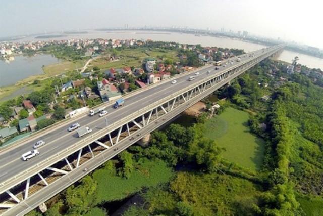 4 thành viên trong Liên danh trúng thầu thực hiện Dự án sửa chữa cầu Thăng Long trong 150 ngày