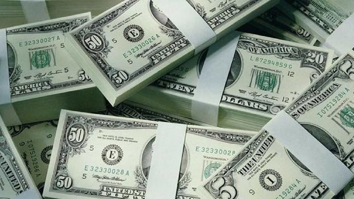 USD đồng loạt giảm tại các ngân hàng thương mại