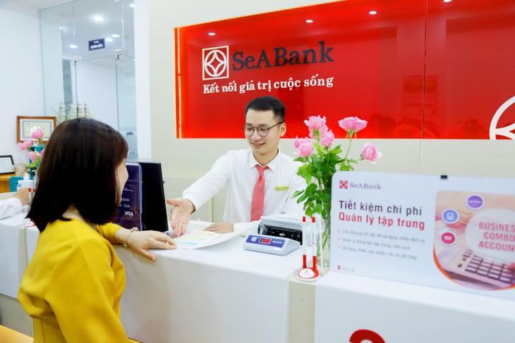 6 tháng đầu năm 2020, SeABank đạt lợi nhuận tăng 72% so với cùng kỳ 2019