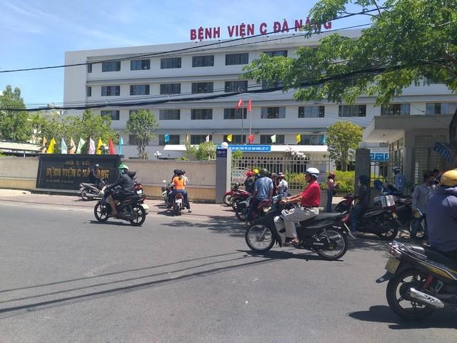 Phong tỏa Bệnh viện C Đà Nẵng vì ca nghi mắc Covid-19