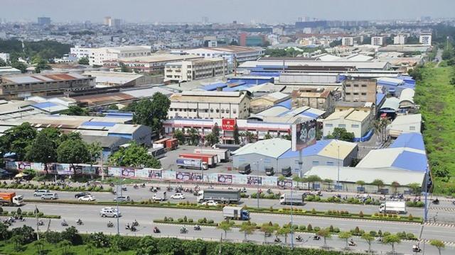 Cuộc chiến thương mại giữa Trung Quốc - Hoa Kỳ đã mang lại nhiều cơ hội cho thị trường bất động sản công nghiệp Việt Nam.