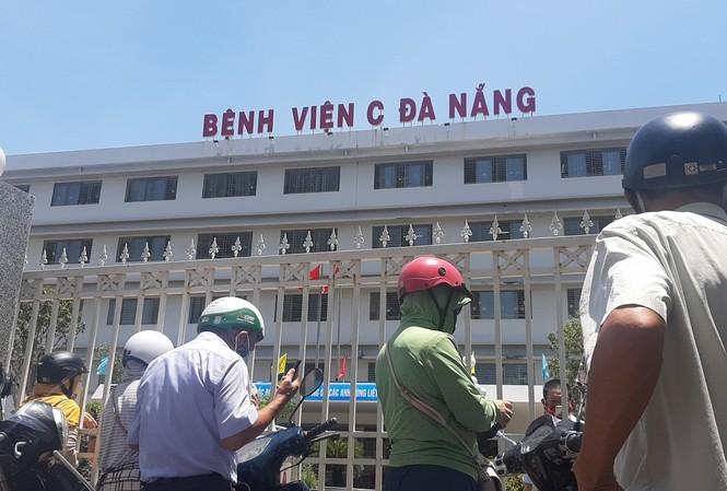 Phong tỏa Bệnh viện C Đà Nẵng: Gần 1000 người bên trong được lo ăn ở ra sao?
