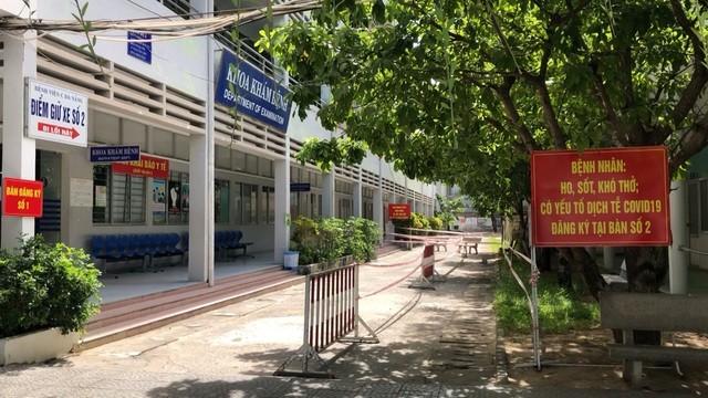 Đà Nẵng đã phong tỏa Bệnh viện C Đà Nẵng - nơi bệnh nhân 416 điều trị trước khi được cách ly điều trị tại Bệnh viện Đà Nẵng