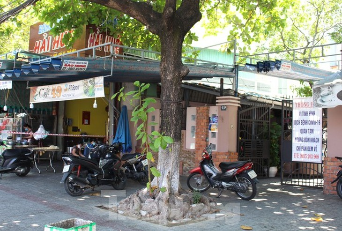 Từ 13h hôm nay (30/7), các cửa hàng kinh doanh ăn uống tại Đà Nẵng đều phải tạm dừng hoạt động, kể cả hoạt động bán hàng qua mạng, bán mang về.