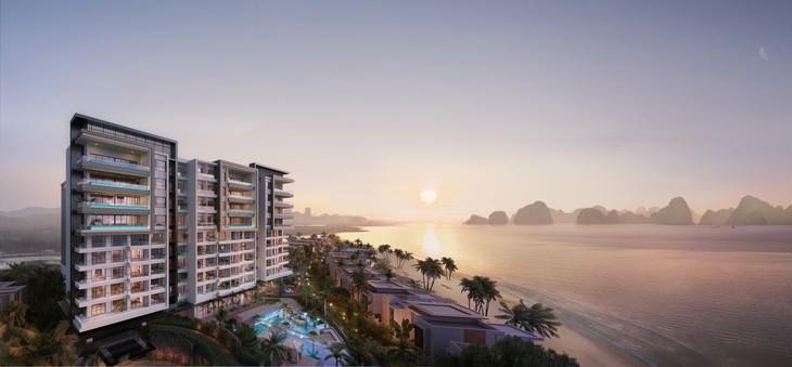InterContinental Halong Bay Resort & Residences sở hữu ưu thế đặc biệt về vị trí