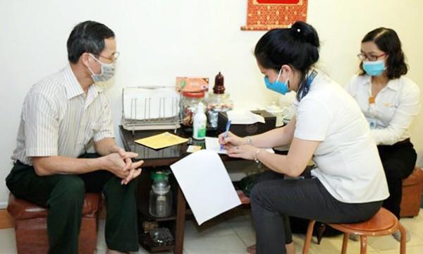 BHXH chỉ đạo kịp thời chi trả lương hưu, trợ cấp BHXH tại 4 tỉnh miền Trung. Ảnh chỉ mang tính minh họa. Nguồn Internet