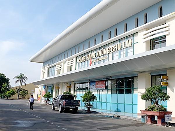 Giảm tần suất khai thác các chuyến bay đi/đến sân bay Chu Lai để phóng chống dịch COVID-19.