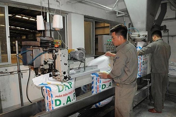 Nhà máy DAP-1 Hải Phòng là 1 trong 3 dự án xem xét đưa ra khỏi diện yếu kém. Ảnh: Internet