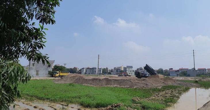 Đông Đô trúng đấu giá Dự án Xây dựng nhà ở Khu Vạn Phúc (Bắc Ninh)