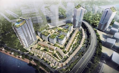Đấu thầu gói xây lắp 629 tỷ đồng tại Dự án Công viên phần mềm số 2 (Đà Nẵng)
