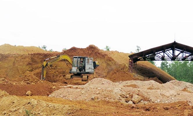 Thừa Thiên Huế đấu giá thành công 18 khu vực mỏ khoáng sản