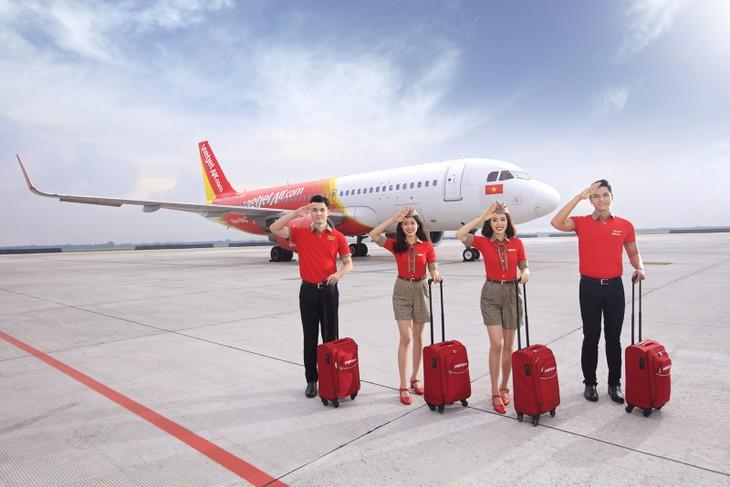 Vietjet tiếp tục tăng cường kết nối tới Đà Nẵng, bỏ giãn cách trên chuyến bay