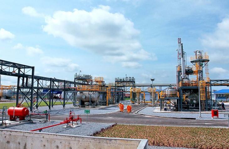 Dự án Hệ thống phân phối khí thấp áp cho Khu công nghiệp Tiền Hải, Thái Bình