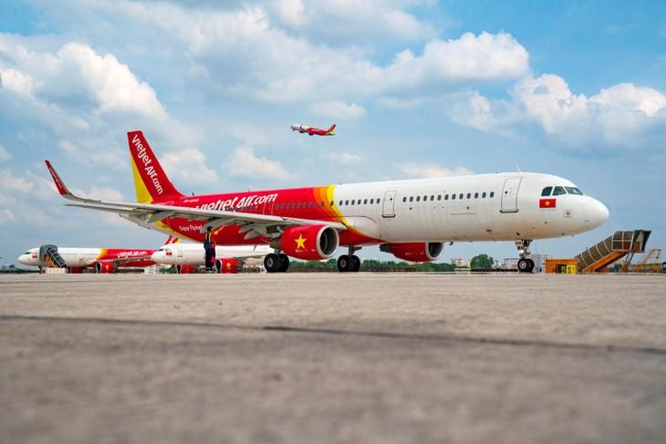 Vietjet khôi phục toàn mạng bay nội địa, cùng chuỗi khách sạn 5 sao đẳng cấp giảm ngay 50% thúc đẩy du lịch
