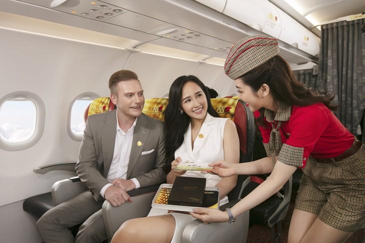 Mừng Giải phóng Thủ đô, Vietjet tung 550.000 vé giá chỉ từ 0 đồng