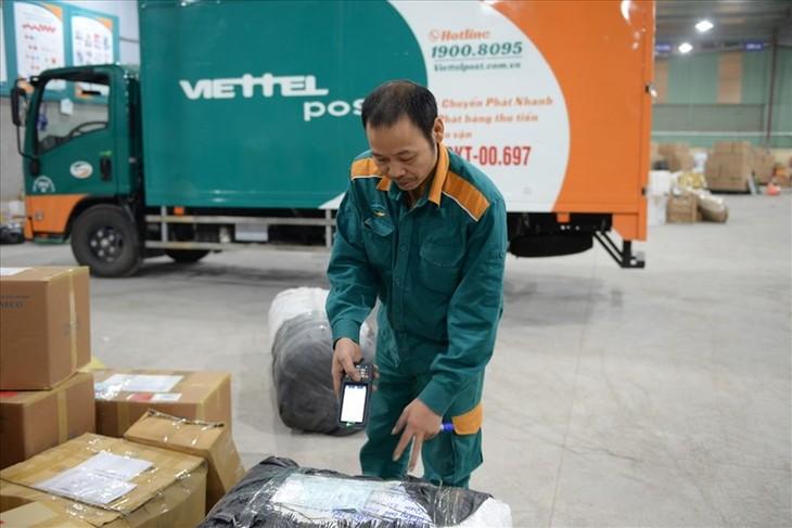 Viettel Post lãi ròng 200 tỉ đồng trong nửa đầu năm 2020.