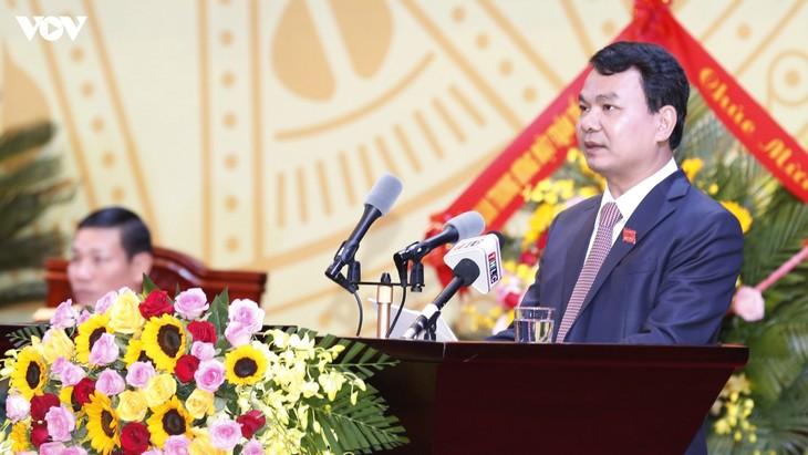 Ông Đặng Xuân Phong được bầu giữ chức Bí thư Tỉnh ủy Lào Cai.