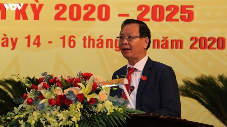 Ông Ngô Thanh Danh, Bí thư Tỉnh ủy Đắk Nông khóa XII