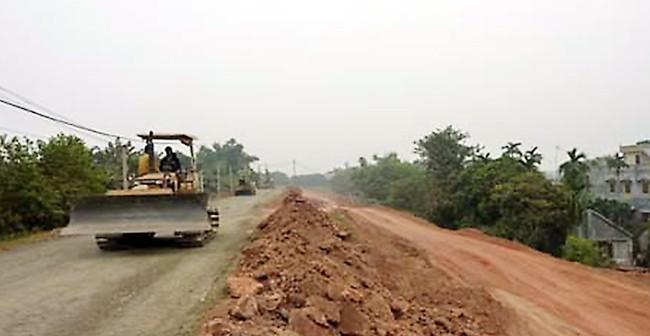 Hà Nội đầu tư hơn 500 tỷ xây tuyến đê hữu Đuống
