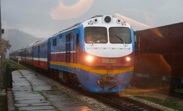 Đường sắt thông tuyến trong ngày hôm nay (21/10).