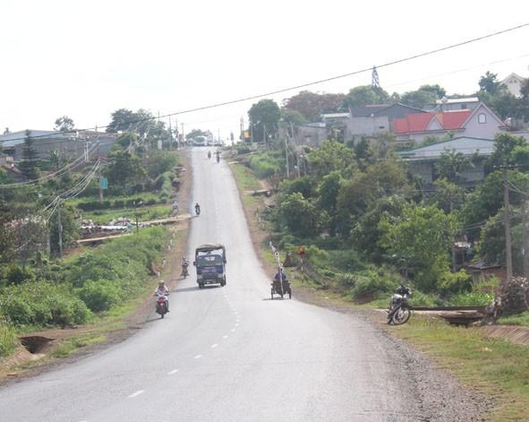 Đắk Lắk mời thầu Dự án PPP Đường giao thông Quốc lộ 26