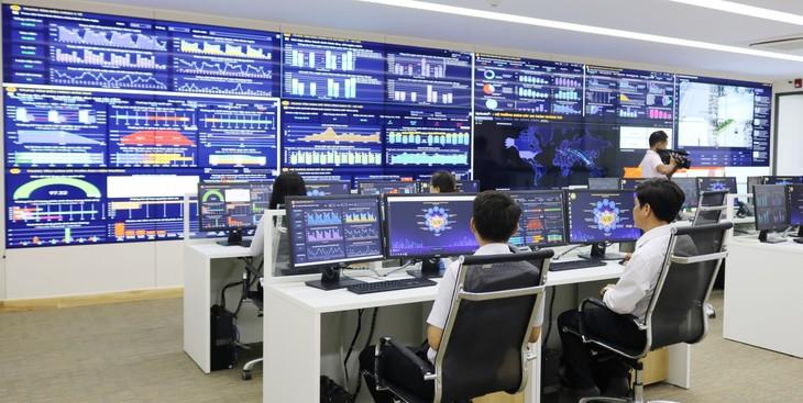 Trung tâm Điều hành thông minh tỉnh đang triển khai 10 dịch vụ giám sát, điều hành, trong đó có lĩnh vực giáo dục. Ảnh chỉ mang tính minh họa. Nguồn Internet