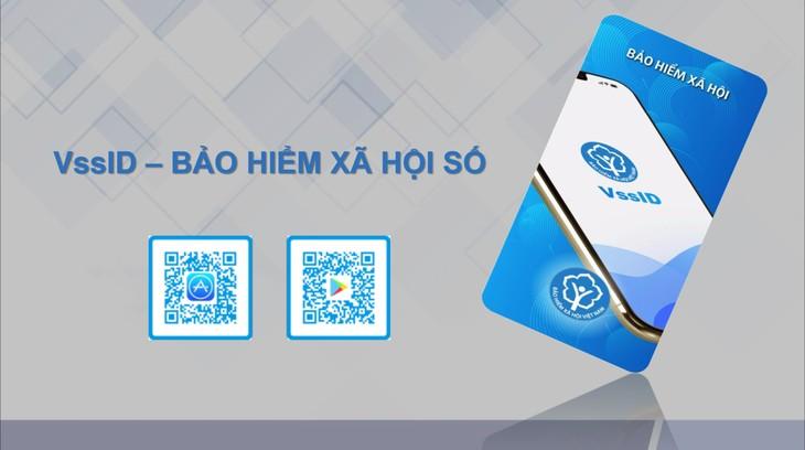 Sắp ra mắt ứng dụng VssID - Bảo hiểm xã hội số