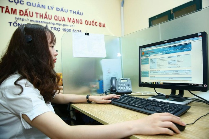 Cục QLĐT sẽ tiếp tục hoàn thiện khung pháp lý, tăng cường số hóa và công khai thông tin đấu thầu. Ảnh: Lê Tiên