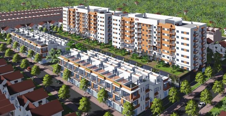 Bắc Ninh đấu giá đất Dự án Khu nhà ở phường Đình Bảng