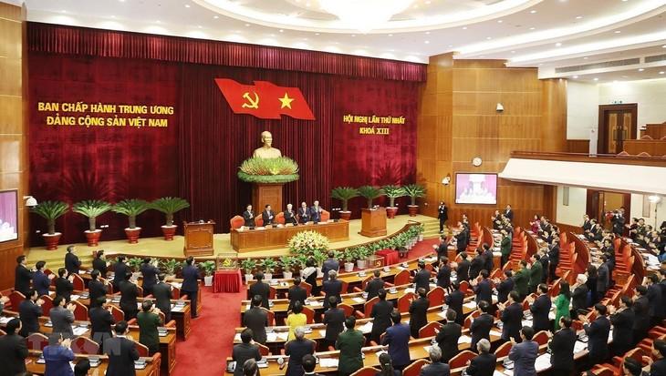 Hội nghị lần thứ nhất Ban Chấp hành Trung ương Đảng Cộng sản Việt Nam khóa XIII