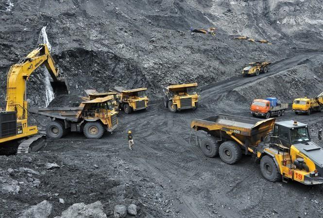 Hoạt động khai thác than tại Quảng Ninh