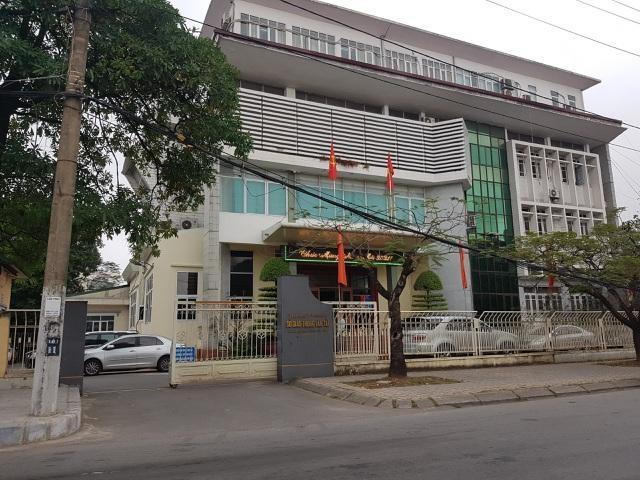 Sở Giao thông vận tải Ninh Bình đã đình chỉ công tác ông Phạm Xuân Hưởng