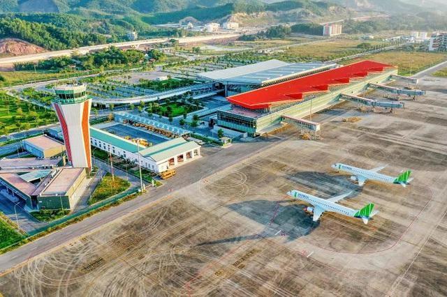 Cảng Hàng không quốc tế Vân Đồn - Quảng Ninh