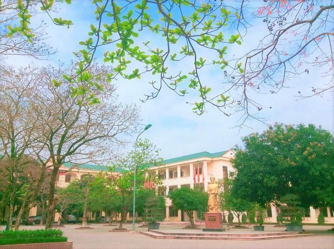 Nghệ An: Chọn xong nhà thầu xây mới Trường THPT chuyên Phan Bội Châu