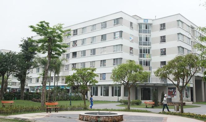 UBND TP Hà Nội kiến nghị tháo gỡ các khó khăn trong xây dựng và thực hiện thí điểm xây dựng khu nhà ở xã hội tập trung. Ảnh minh họa.