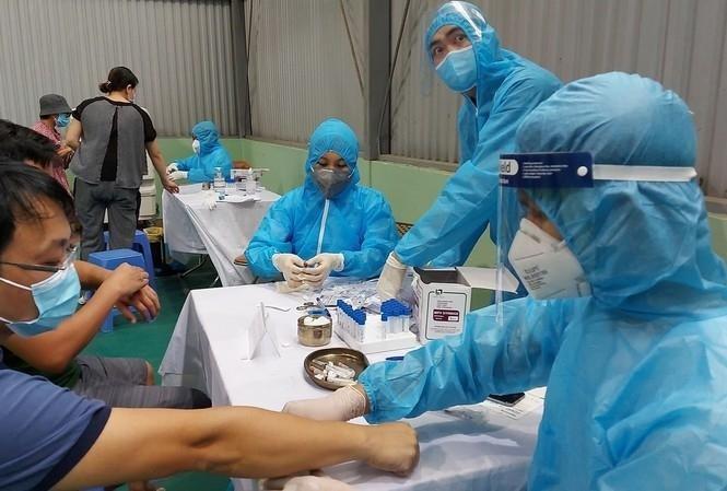 Chiều 7/3, Việt Nam ghi nhận thêm 3 ca mắc COVID-19