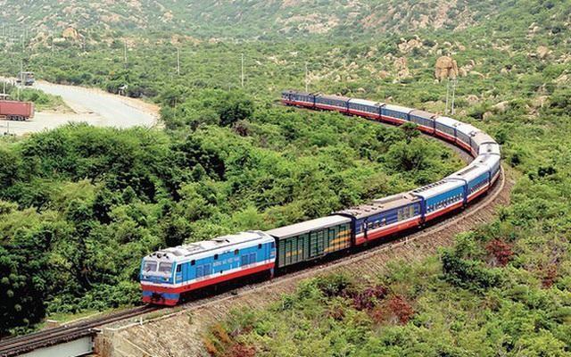 Hiện đang có 4 dự án đường sắt cấp bách được đầu tư 7.000 tỷ đồng xây dựng