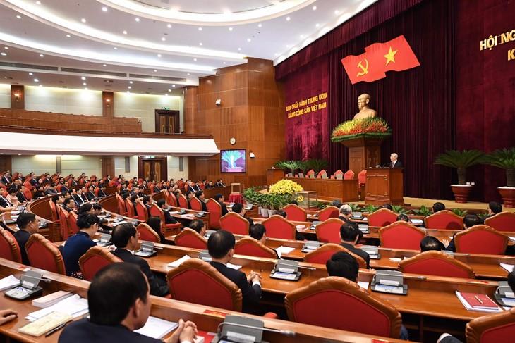 Hội nghị lần thứ 2 Ban Chấp hành Trung ương Đảng khoá XIII đã hoàn thành toàn bộ nội dung, chương trình đề ra và bế mạc vào sáng 9/3