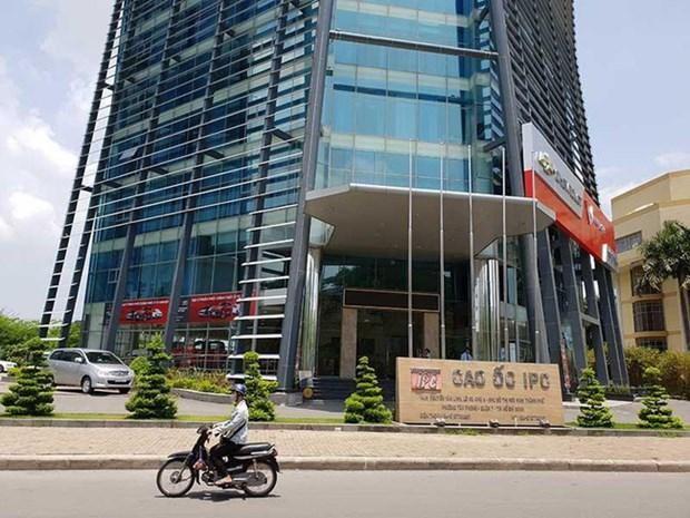 Trụ sở của công ty IPC. Nguồn: cand.com.vn