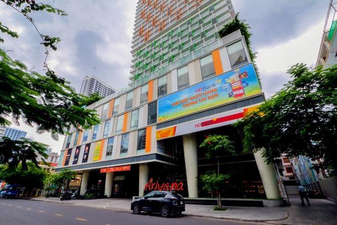 Dự án Ariyana SmartCondotel Nha Trang cao 18 tầng đã di vào hoạt động từ năm 2018