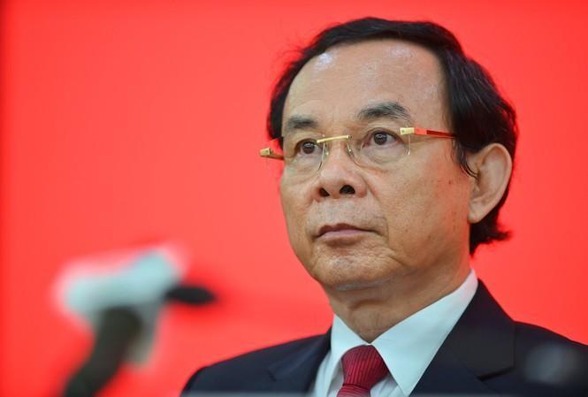 Bí thư Thành ủy TPHCM Nguyễn Văn Nên