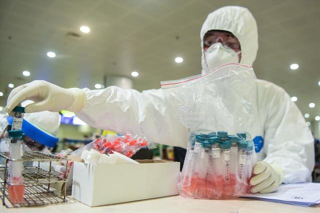 Chiều 19/3, Việt Nam ghi nhận thêm 1 ca mắc COVID-19 tại TP.Hồ Chí Minh