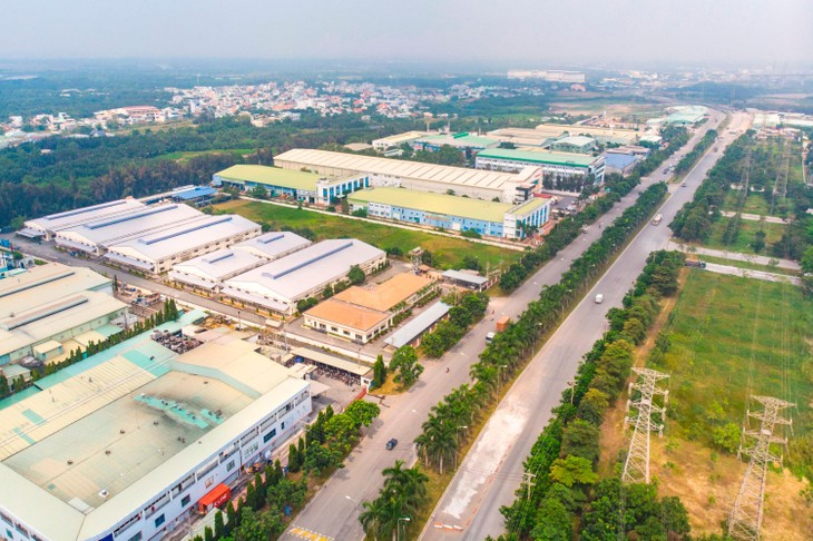 Dự án KCN Tam Anh - An An Hòa có tổng vốn đầu tư 1.540 tỷ đồng. Ảnh chỉ mang tính minh họa. Nguồn Internet