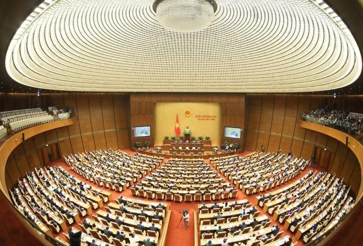Nhiệm kỳ Quốc hội khóa XIV được đánh giá là thành công, hoàn thành xuất sắc nhiệm vụ mà Đảng, Nhà nước, nhân dân giao phó