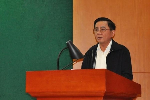 Ủy viên Bộ Chính trị, Chủ nhiệm Ủy ban Kiểm tra Trung ương Trần Cẩm Tú