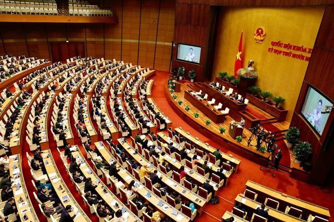 Sáng 30/3, UBTVQH trình miễn nhiệm Chủ tịch Quốc hội Nguyễn Thị Kim Ngân