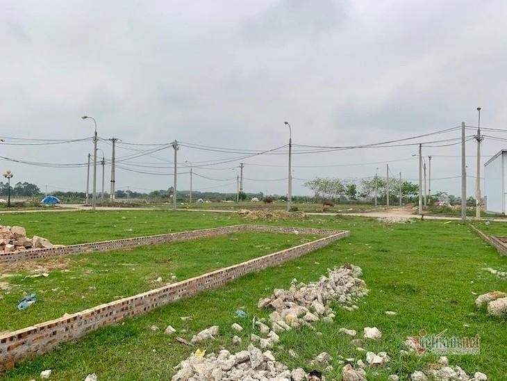Đông Anh là huyện có diện tích đất thu hồi lớn nhất Hà Nội năm 2021 với tổng diện tích hơn 1.183ha