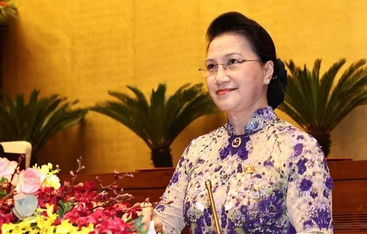 Bà Nguyễn Thị Kim Ngân. Ảnh: TTXVN