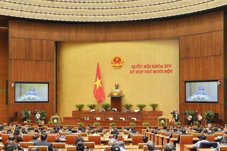 Kỳ họp thứ 11 Quốc hội khoá XIV, ngày 30/3/2021